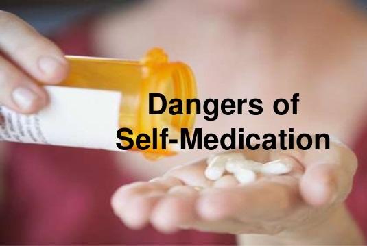 Dangers-of-selfmedication