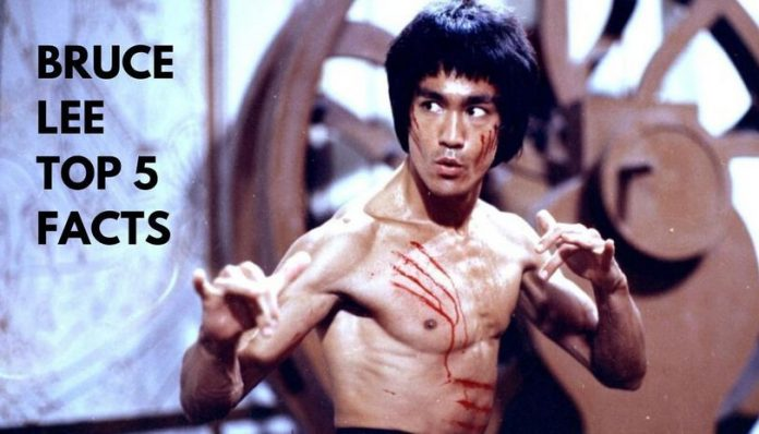 FActs about Bruce Lee